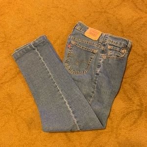 Levi Strauss 550 jeans Classic relaxed size 6 M